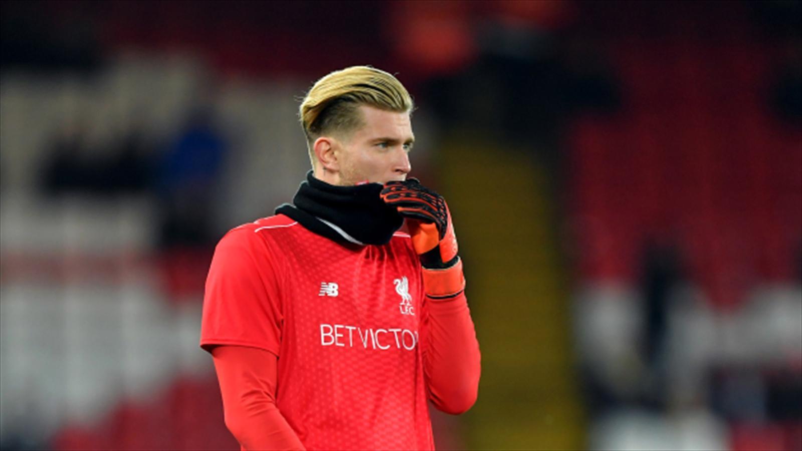 Under-fire Liverpool Goalkeeper Loris Karius Set To Start
