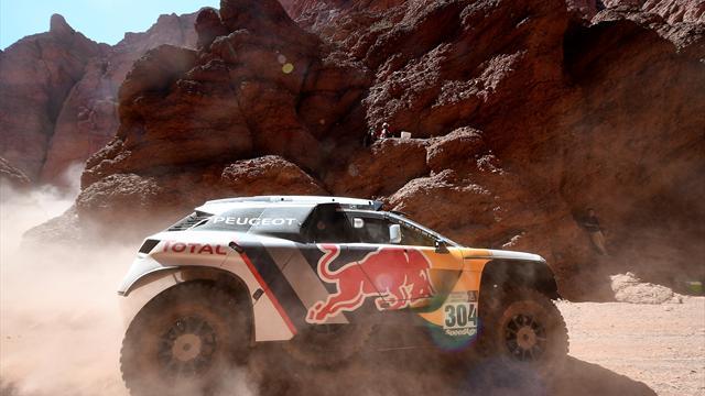 Peugeot lâche le Dakar après 2018