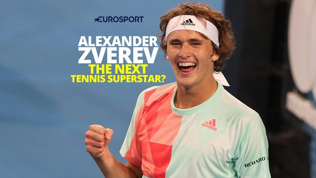 Alexander Zverev: Jövendő világelső ütések