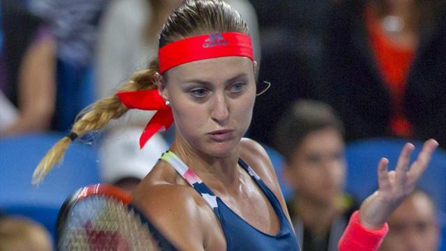Mladenovic n'a pas eu de pitié pour Venus