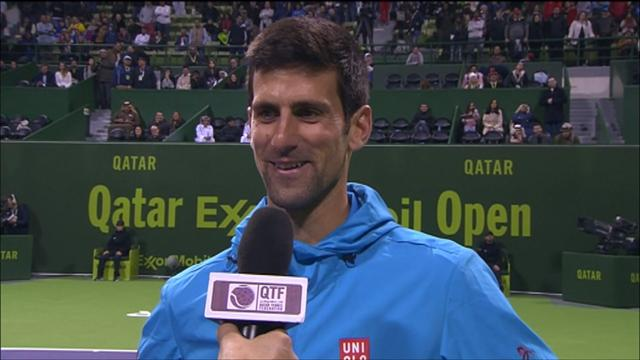 'He should have won!' Djokovic reacts after battling back to beat Verdasco