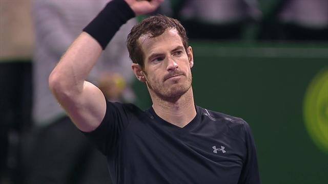 Intraitable, Murray a eu le match à sa main pour retrouver Djokovic