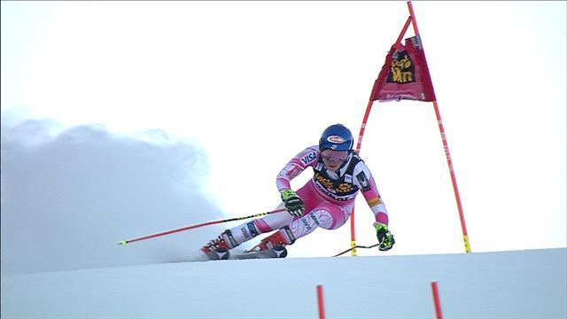Mikaela Shiffrin: Maribor GS 1st run