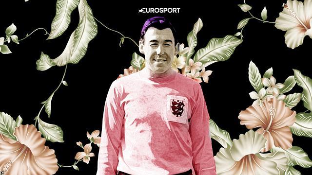 Умер легендарный вратарь сборной Англии. Бэнкс всю карьеру провел в тени Яшина
