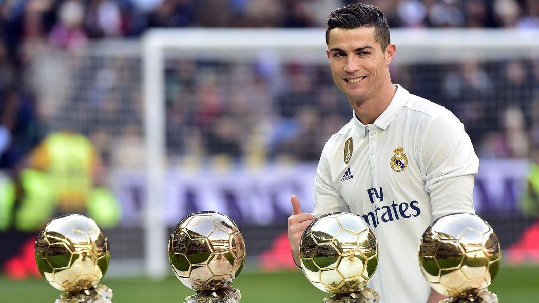 Роналдо З Реала