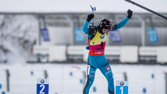 Normal service is resumed for Fourcade
