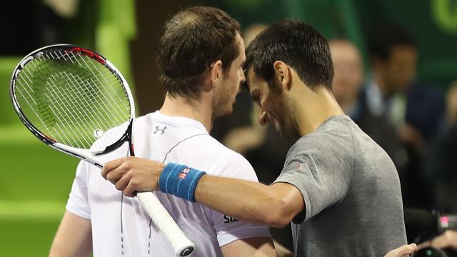 Chamboulement dans le Top 10 : Murray et Djokovic sont out