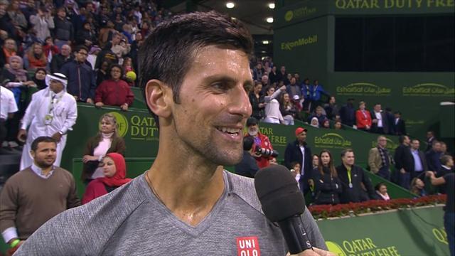 Djokovic: Win over Murray one of best ways to start the year