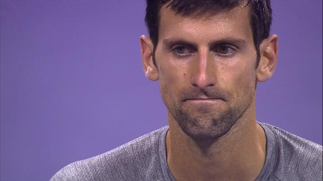 Highlights: Djokovic topples Murray in Qatar Open final