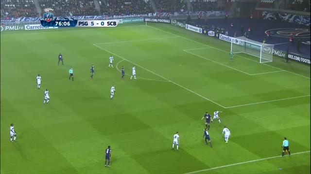 Comment Di Maria a définitivement écoeuré Bastia : le but du 6-0