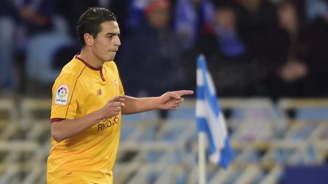 Ben Yedder mate la Real Sociedad avec un triplé et porte Séville derrière le Real