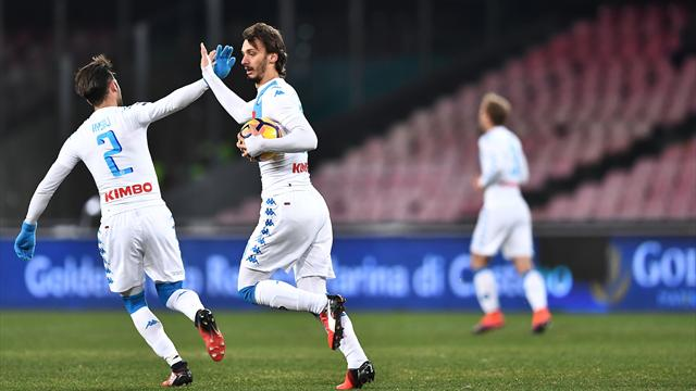 Napoli-Sampdoria, video espulsione Silvestre. Ferrero: