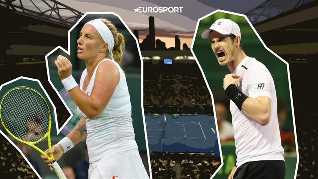 Все, что нужно знать про Australian Open на Eurosport