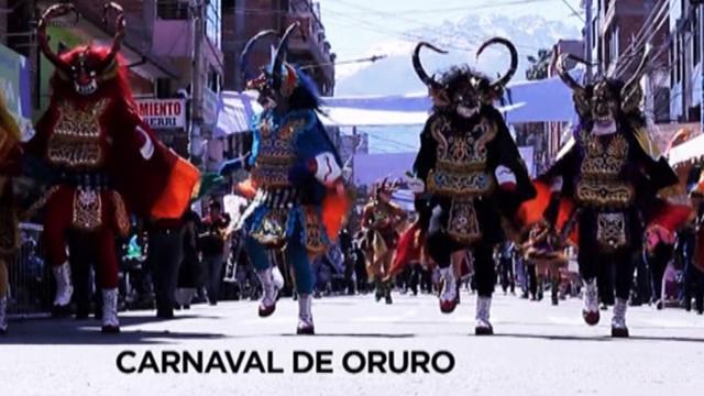 Explore Dakar: Carnaval Oruro