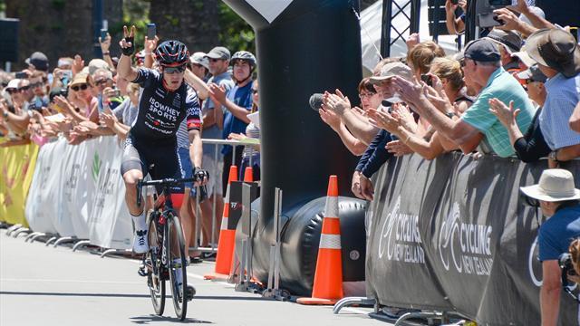 Cooper, Buchanan top New Zealand elite road nationals