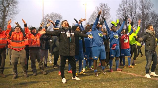 Sarreguemines s'est offert Reims dans une histoire de penalties