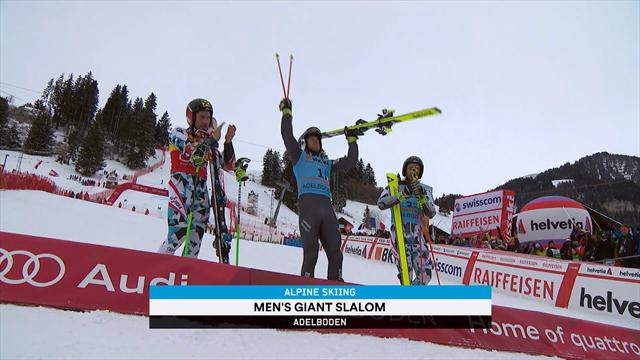 VIDEO: Pinturault denies Hirscher with classic victory