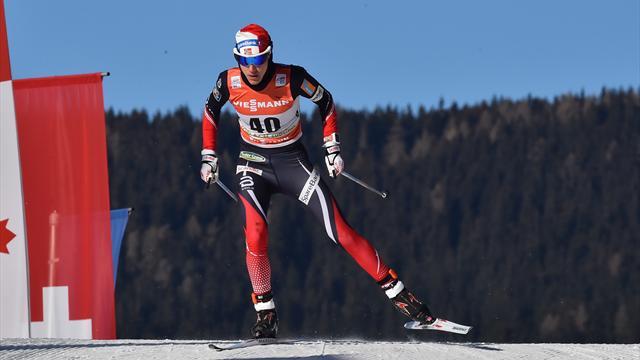 Weng triumphs in Tour de Ski