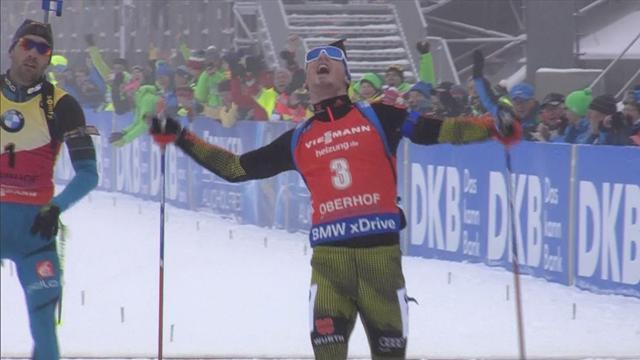 Grandstand finish in Oberhof as Schempp triumphs