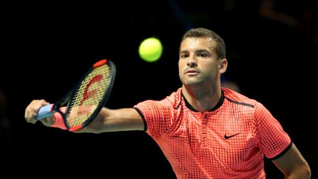 Dimitrov stuns Raonic to set up Nishikori final