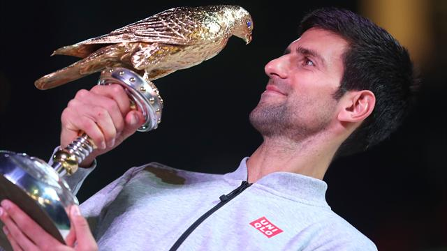 Forget about Murray being number one, Djokovic is man to beat in Melbourne