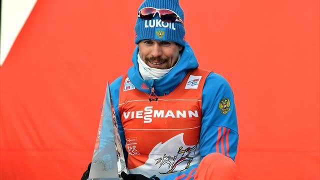 Ustiugov claims record-breaking Tour de Ski title