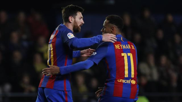 Messi free-kick rescues draw for Barcelona