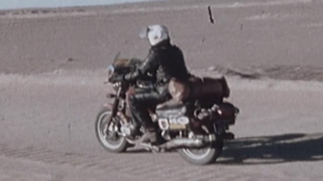 Dakar, stivali da cowboy e abbigliamento improbabile: la leggendaria prima Parigi-Dakar del 1979