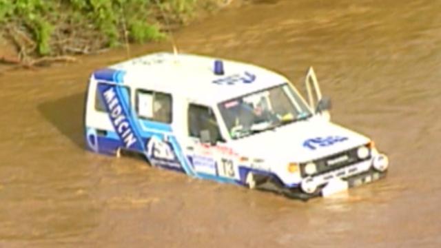 Acortan la séptima etapa del Dakar por las condiciones meteorológicas adversas