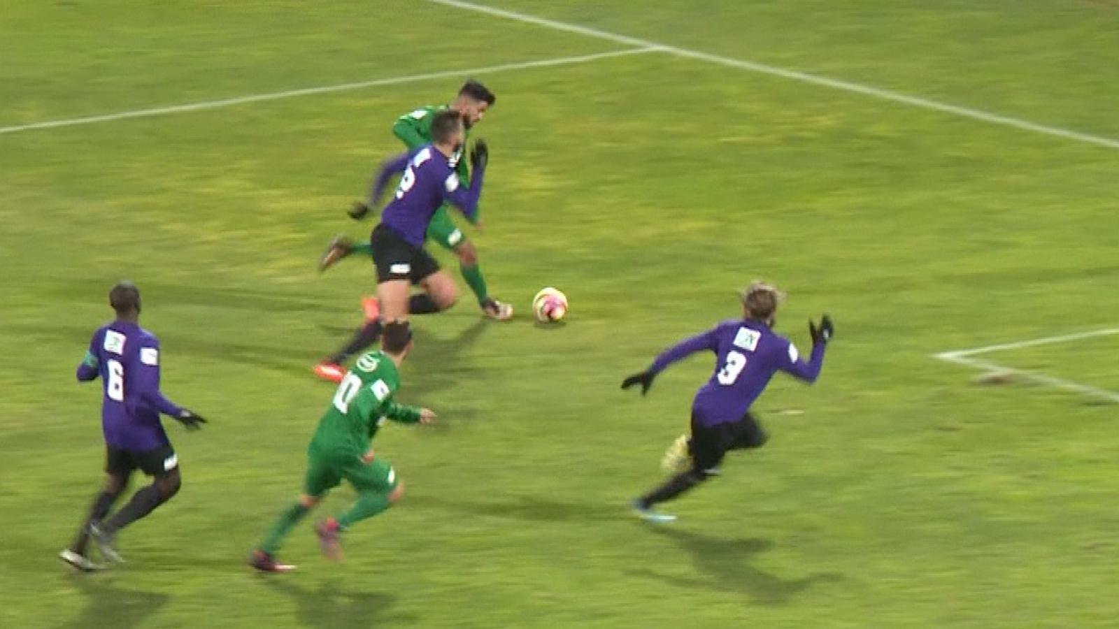 Video istres marseille consolat 1 3 les buts de la - Resultat foot feminin coupe de france ...