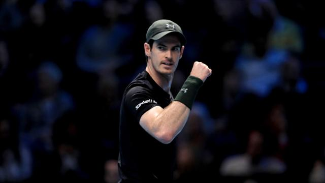 Murray - If I can get through five sets in Australia I can challenge at Grand Slams again