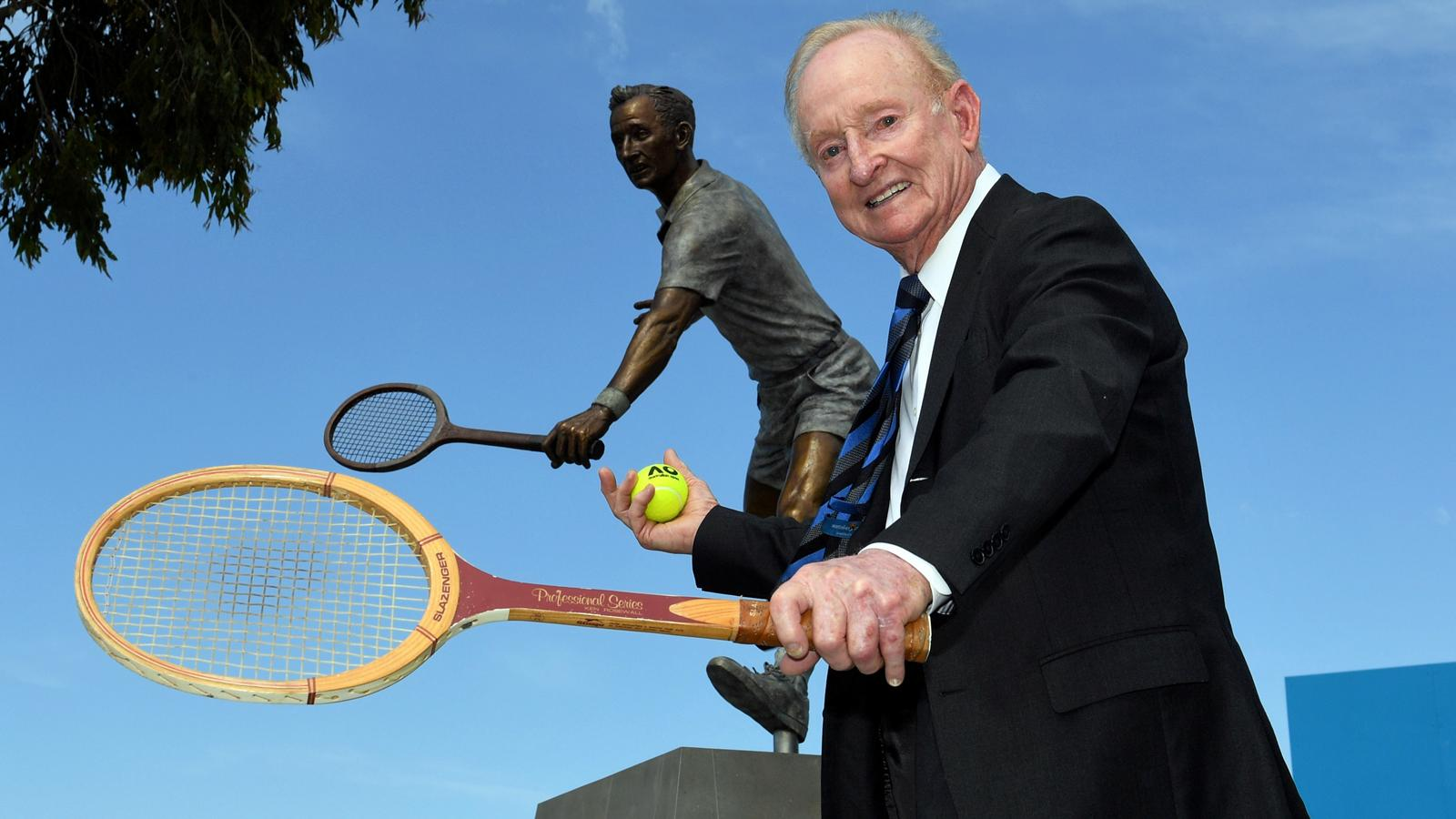 VIDEO Could Rod Laver have been tennis s most successful player