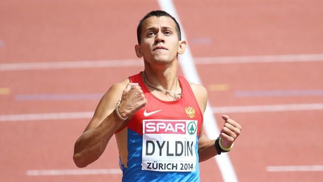 Российский бегун дисквалифицирован на 4 года за отказ пройти допинг-тест