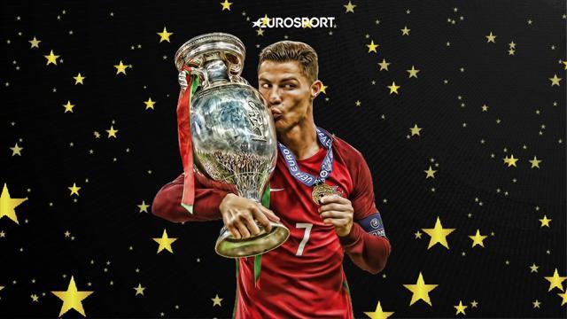ФИФА признала Криштиану Роналду лучшим футболистом 2016 года
