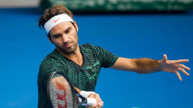Federer e Wawrinka al 3. turno a Melbourne