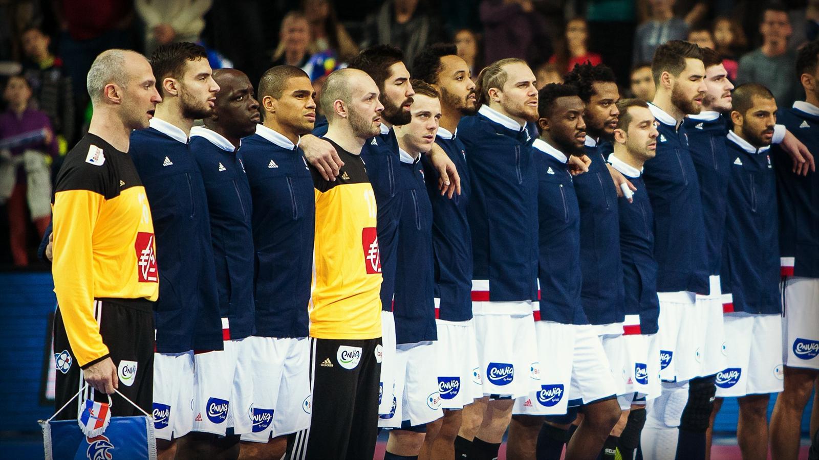 Mondial 2017 les bleus ont d j un avantage sur la su de - Calendrier coupe du monde de handball ...