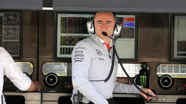 Medien: Lowe verlässt Mercedes und steht vor Wechsel zu Williams