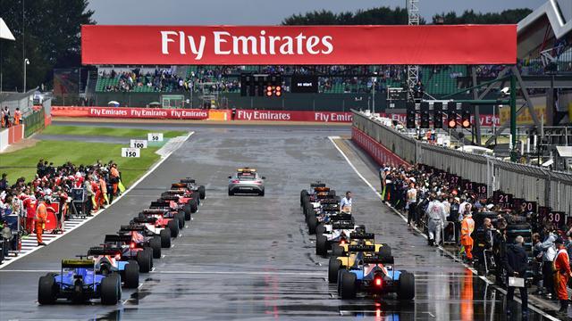 Formel 1 in Silverstone: Betreiber hoffen auf Liberty Media