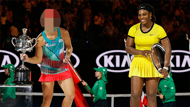 QUIZ: Can you identify the Australian Open champions?