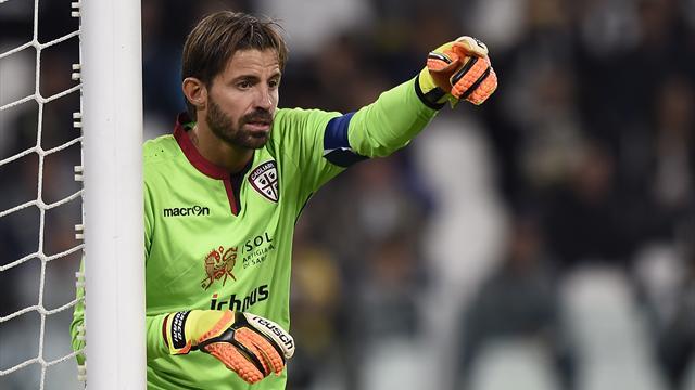 Milan e Cagliari si scambiano portieri