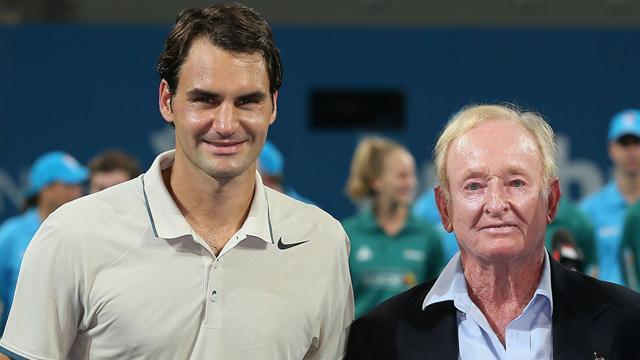 Laver, celui qui aurait pu surplomber Federer