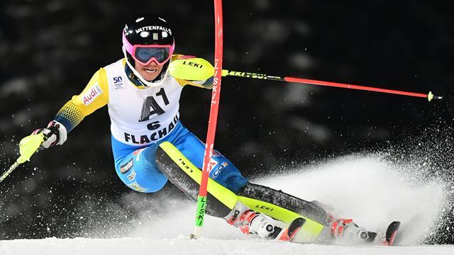 Hansdotter back to winning ways in Flachau