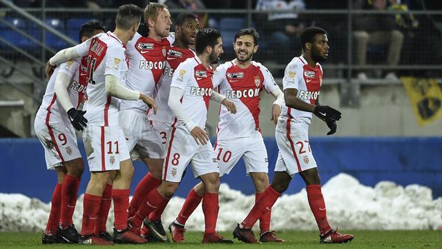 Au bord du gouffre, Monaco s'est sorti des griffes de Sochaux