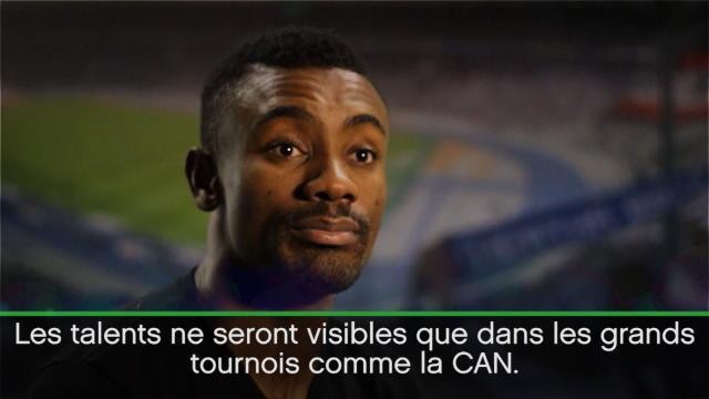 """Kalou : """"Drogba, Eto'o, Yaya Touré, Gervinho... ne sont pas les seuls talents en Afrique"""""""