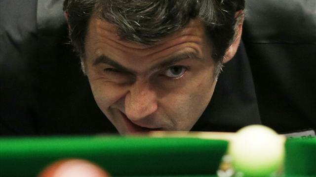 Snookerturnaukset Eurosportin kanavilla tammi-helmikuussa