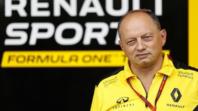 Hülkenberg verliert Teamchef: Vasseur verlässt Renault