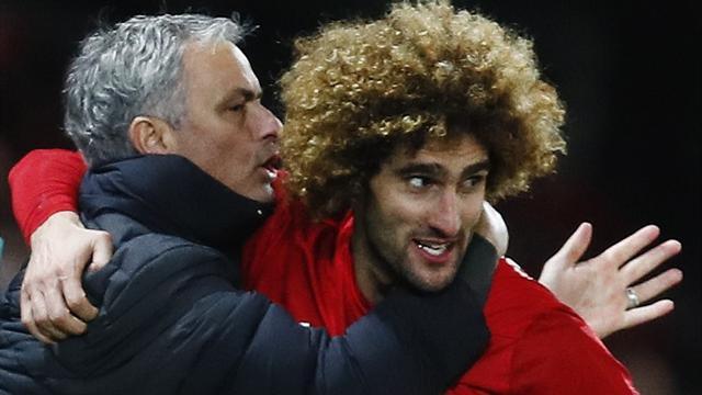 Mata: Fellaini feels Man Utd boss Mourinho has belief in him