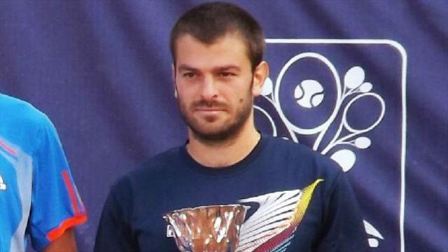 Румынский теннисист пожизненно отстранен за попытку организовать договорной матч