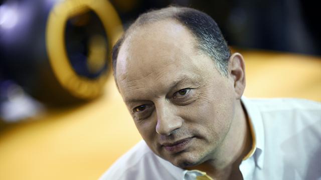 "Vasseur : ""Renault a besoin d'un seul leader"""