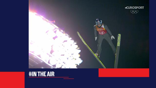 In The Air! I salti più belli delle Olimpiadi invernali in slow motion